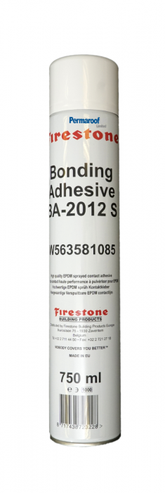 Firestone Spray Bonding Adhesive | Permaroof Flat Roofing