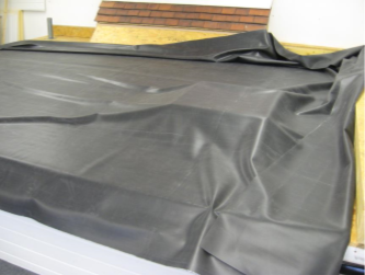 Fully Adhered EPDM Application