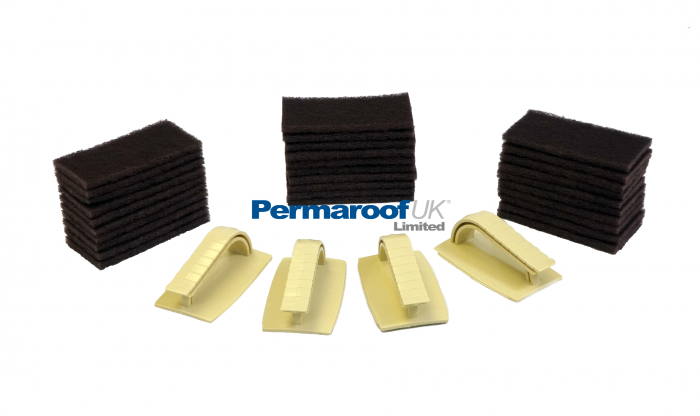 Permaroof Quickscrubber Kit | Fast & Easy EPDM Roofing