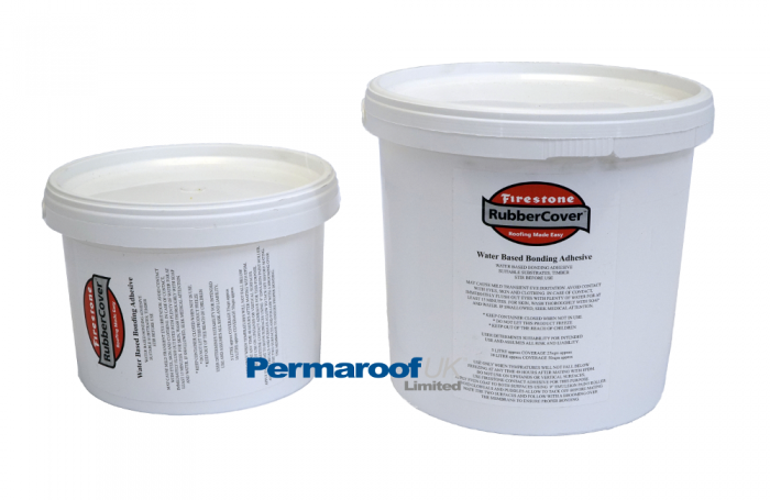 Firestone Water-Based Bonding Adhesive | Leading EPDM Roofing Supplier
