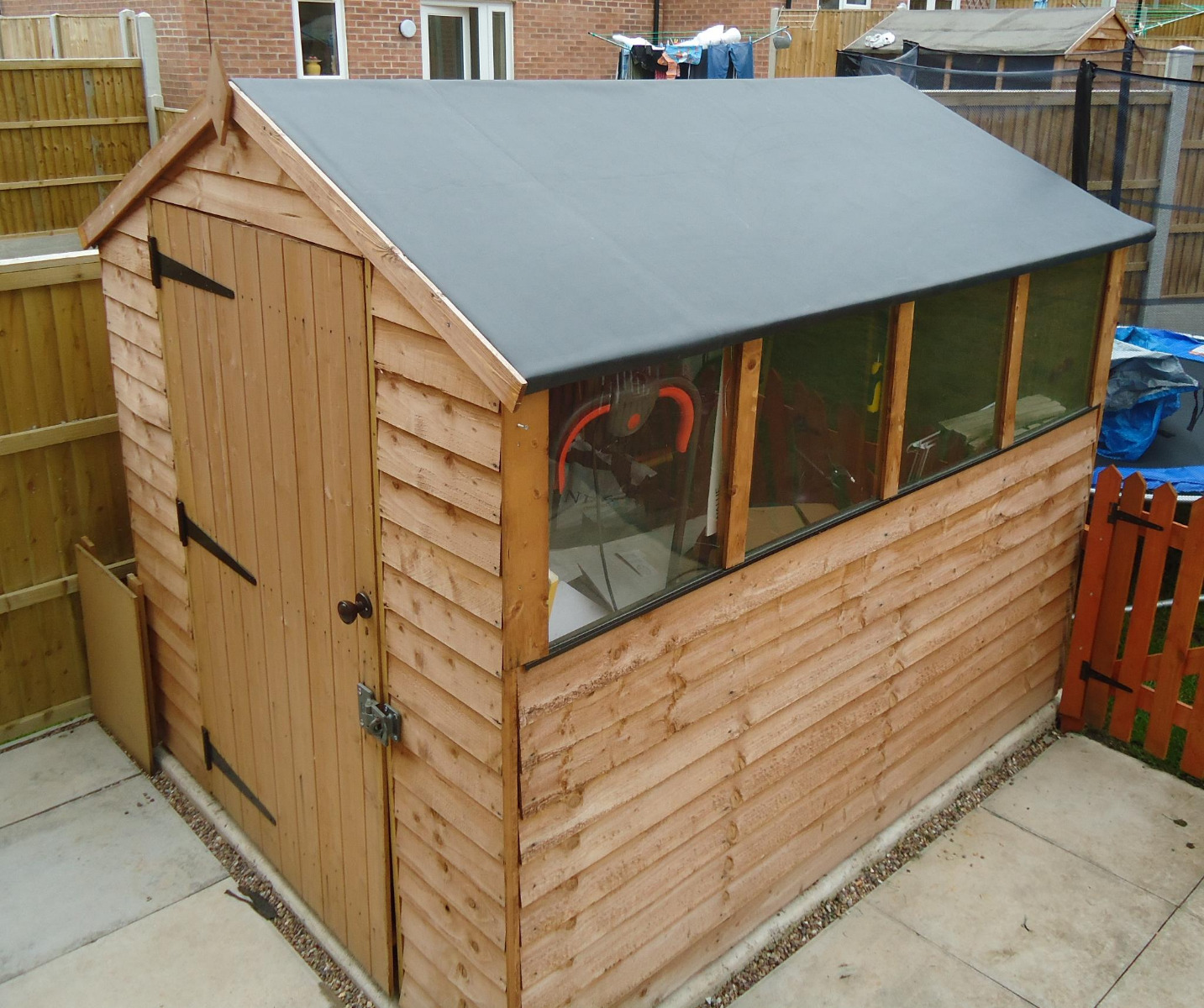 EPDM Shed Roof Kit | Complete Kit for Trade & DIY Roofing