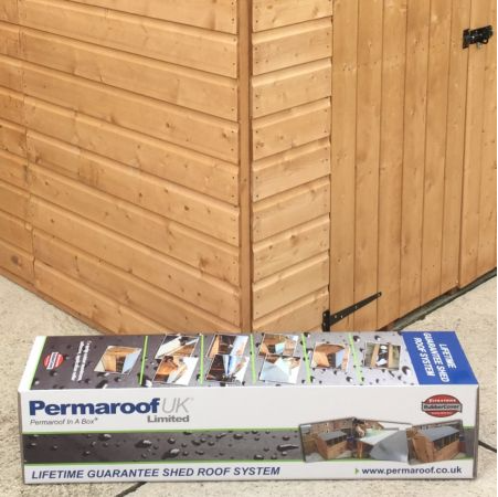 Shed Roof Kits | Permaroof EPDM Roofs